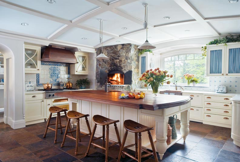 5 Ways to Design a Traditional Kitchen Old House Restoration
