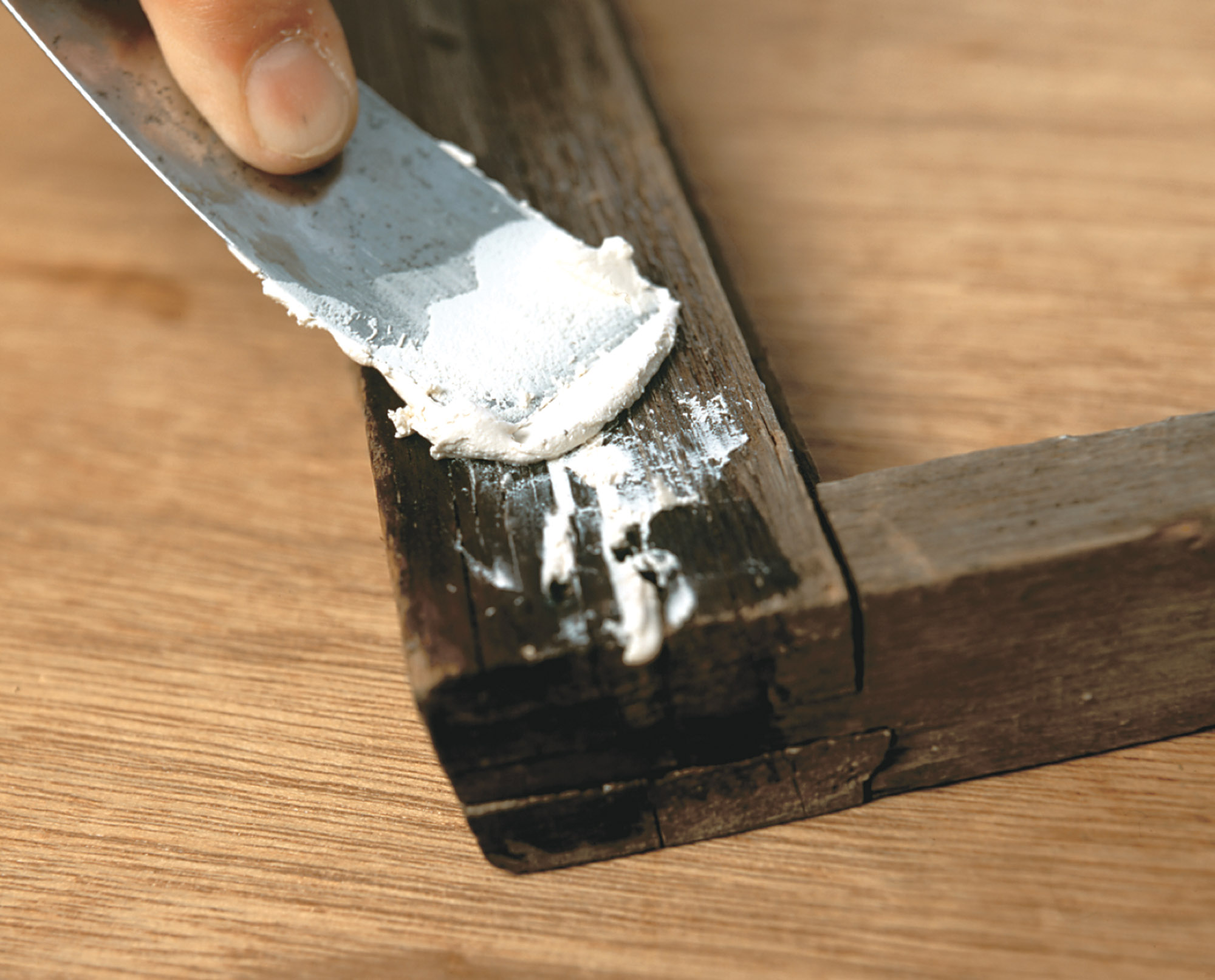 Epoxies for Wood Repair - Old House Journal Magazine
