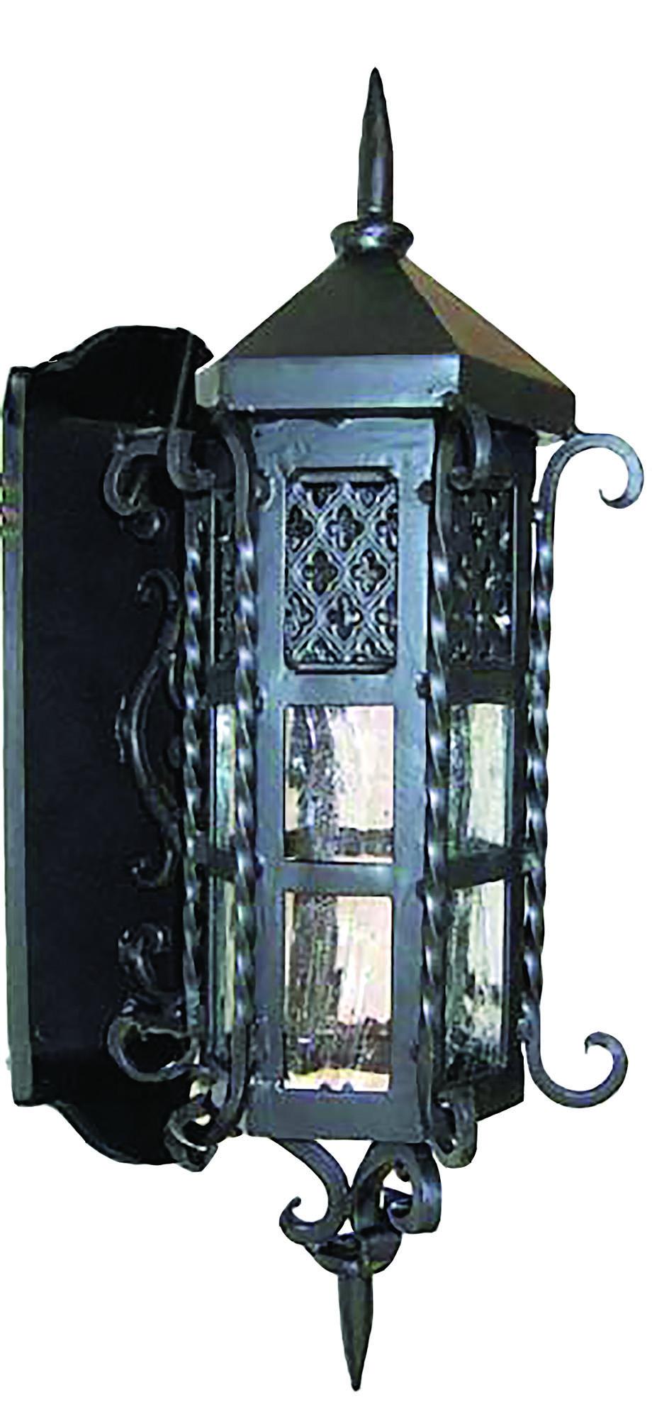 'Andalova Wall  Bracket' lantern