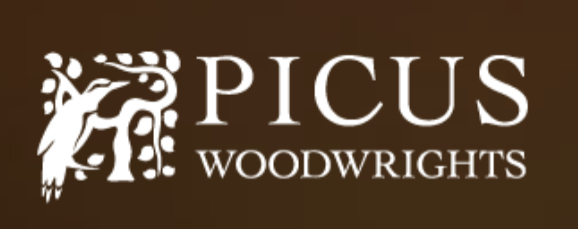 Picus Woodwrights logo