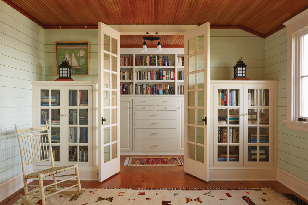 Interpreting Period Built Ins Today Old House Journal Magazine