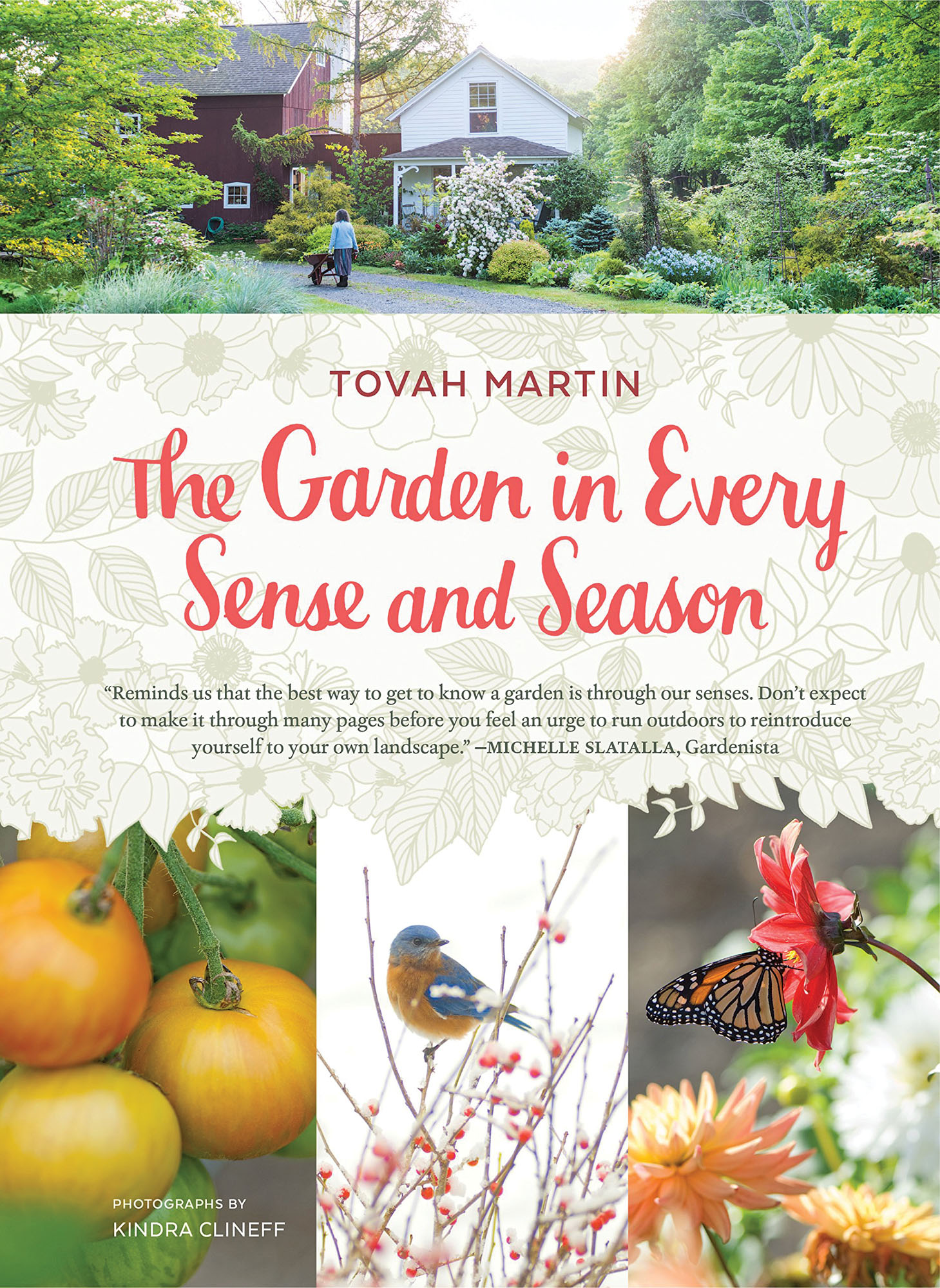 The Garden in Every Sense and Season, gardening book