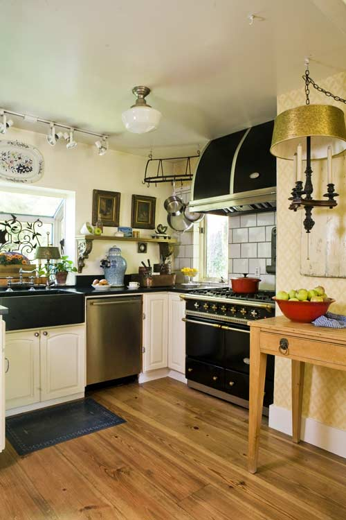 Ideas For Kitchen Floors Linoleum Tile Amp More Old