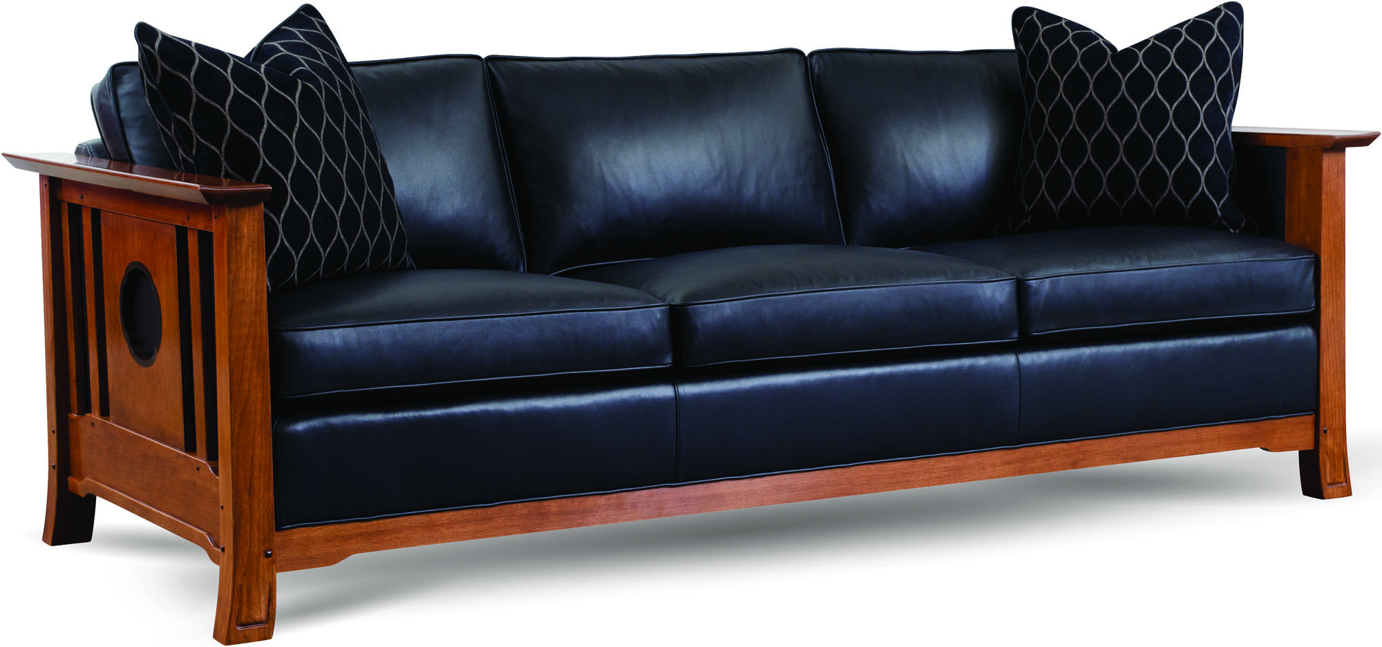 Oak Knoll sofa from Stickley