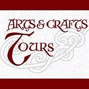 arts & crafts tours logo