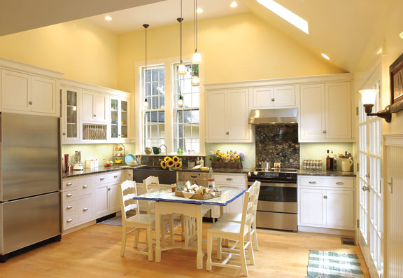 5 ideas for adding on restoration design for the for Kitchen addition plans