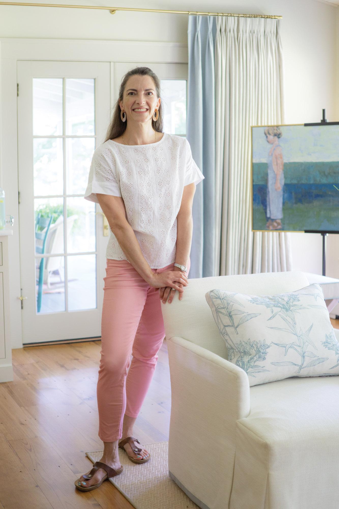 Amy Mitchell, Home Glow Design