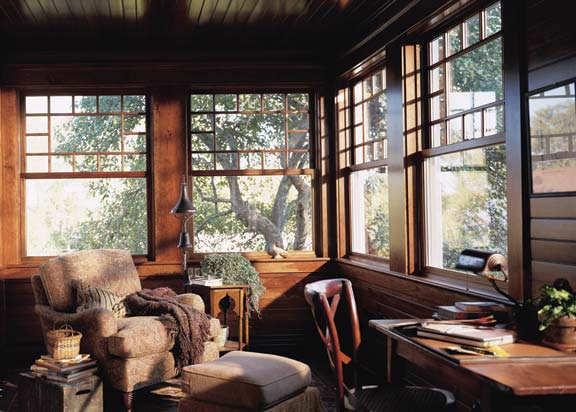 Queen Anne windows were popular from the 1880s into the 1900s and are now made by several window manufacturers.