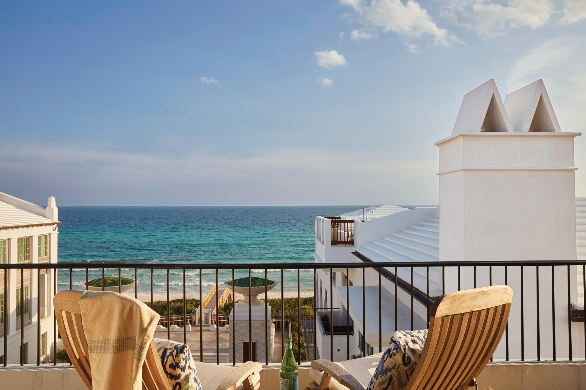 A Moorish Gothic Beach Villa