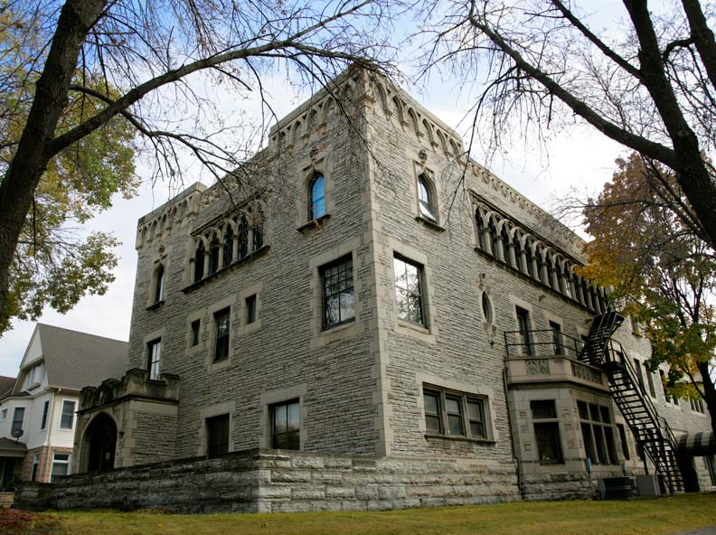 The Anson Brooks Mansion