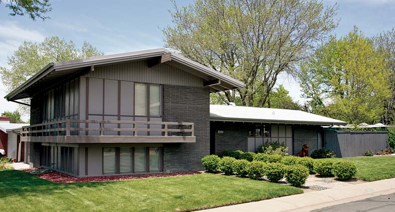 Mid Century Modern At Arapahoe Acres In Englewood Colorado Old House Restoration Products