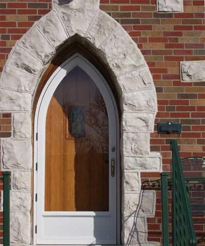 arch-angle-stone-door