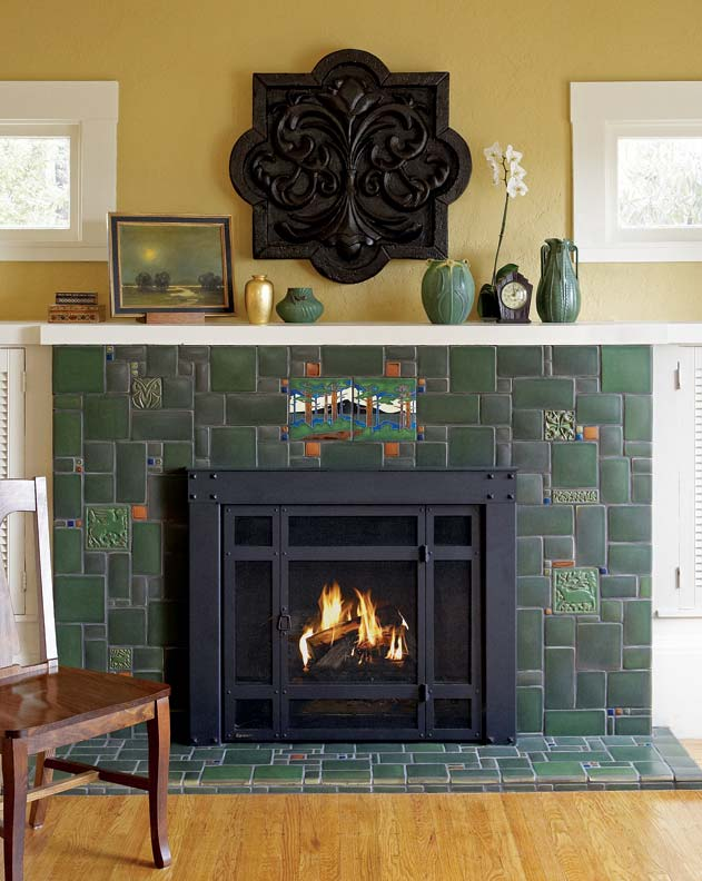 Excellent Fireplace Ideas for Bungalows - Restoration & Design for the  IY28