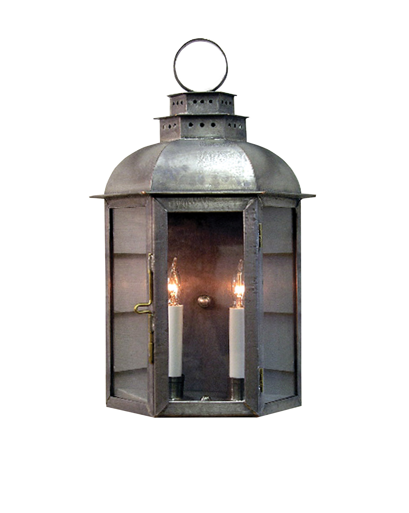 Federal Metedeconk wall mount lantern