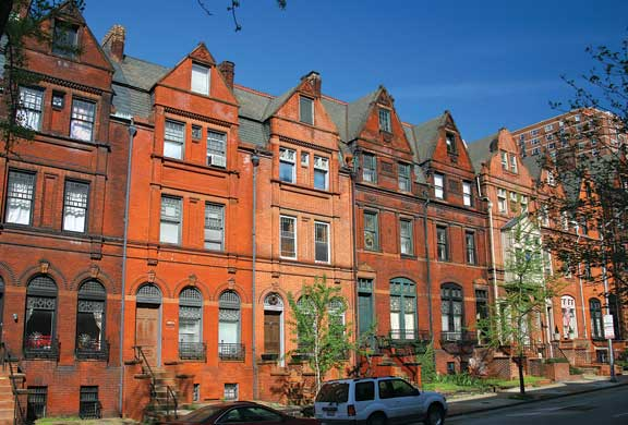 Baltimore Row Houses Restoration Amp Design For The