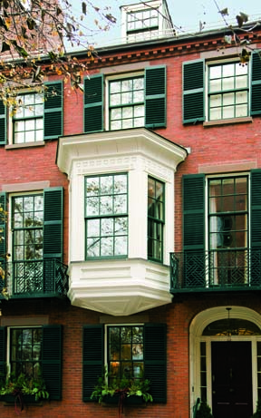 Re Creating A Boston Rowhouse Restoration Amp Design For