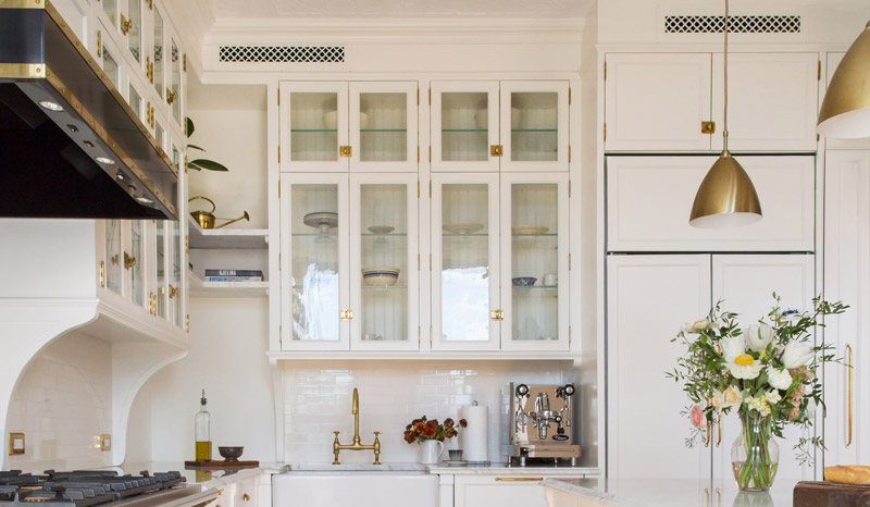 Bendheim restoration-glass-kitchen-cabinets-1