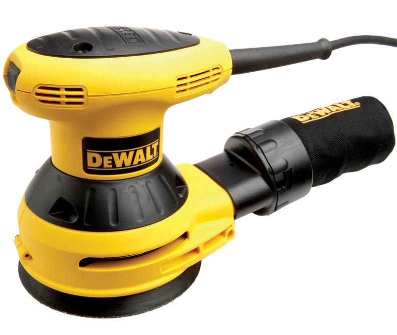 Dewalt S Right Angle Random Orbit Sander