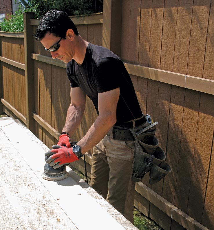 Powerful with a gentle touch, the right angle random orbit sander is the go-to for opening grain on a woodworking project or hogging off stock or finishes.