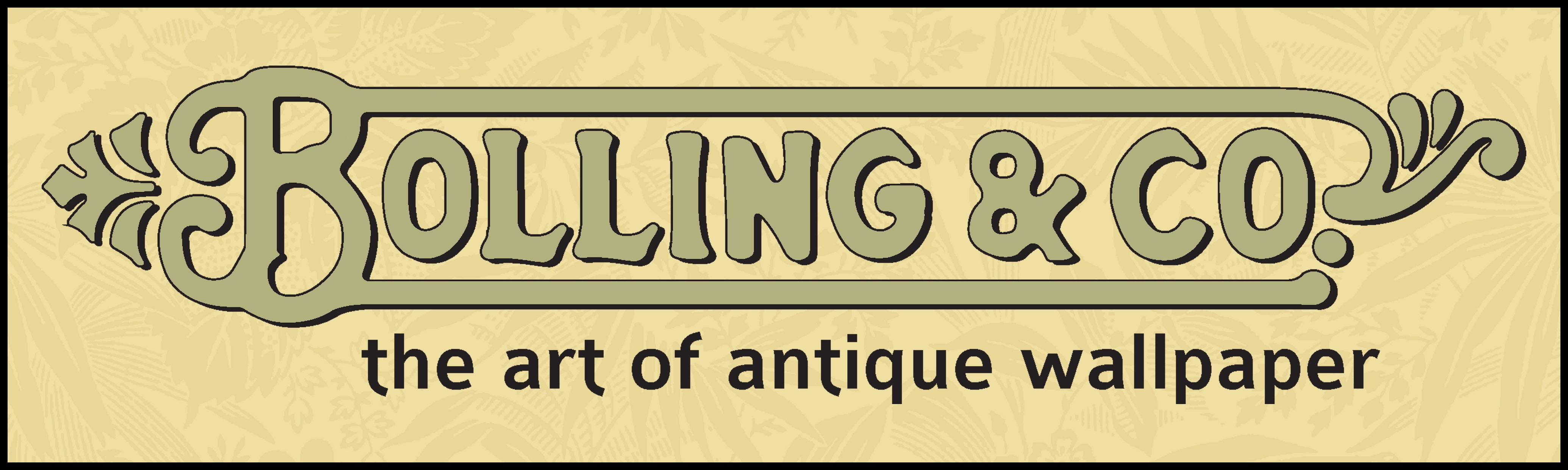 Bolling Logo on Background Border