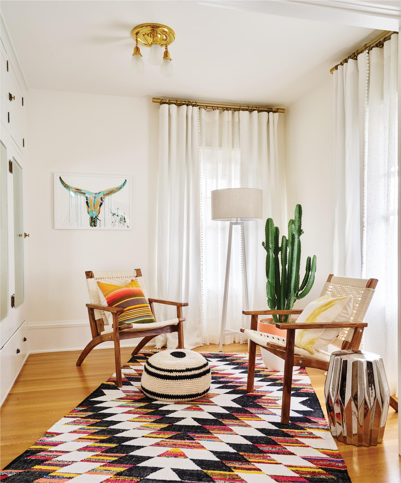 navajo style room