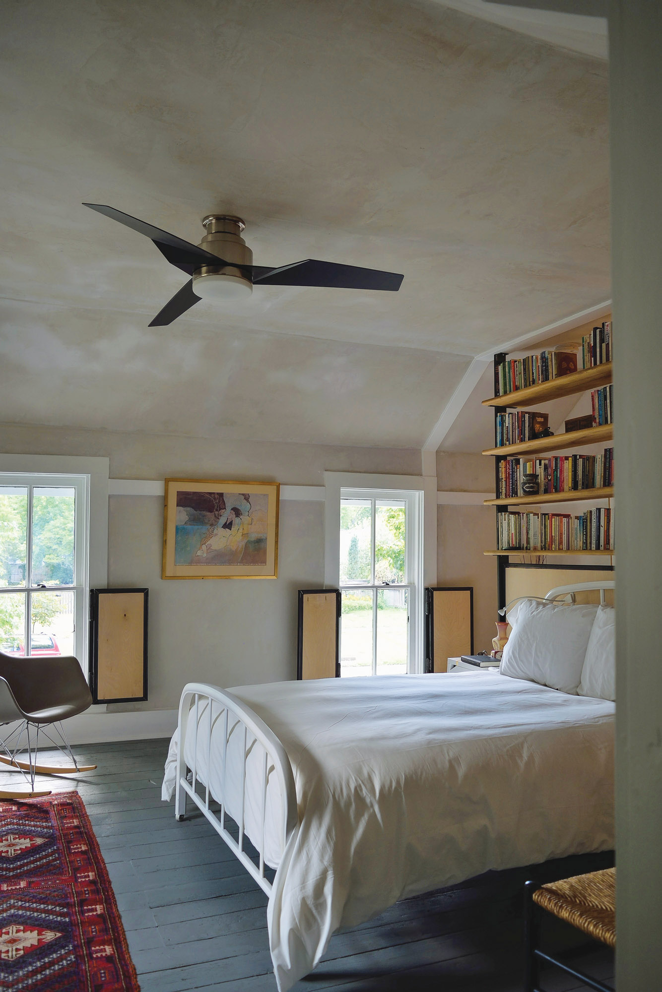post civil war bedroom