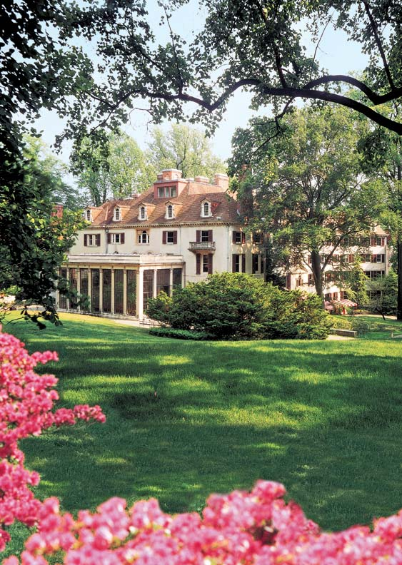Winterthur and its collections are one of the region's gems.