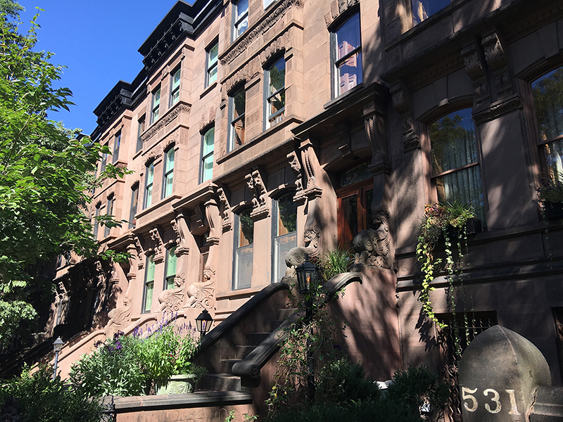How to Repair Brownstone - Old House Journal Magazine