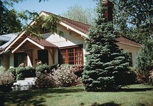A typical South Minneapolis bungalow. Photo: Kristi Johnson
