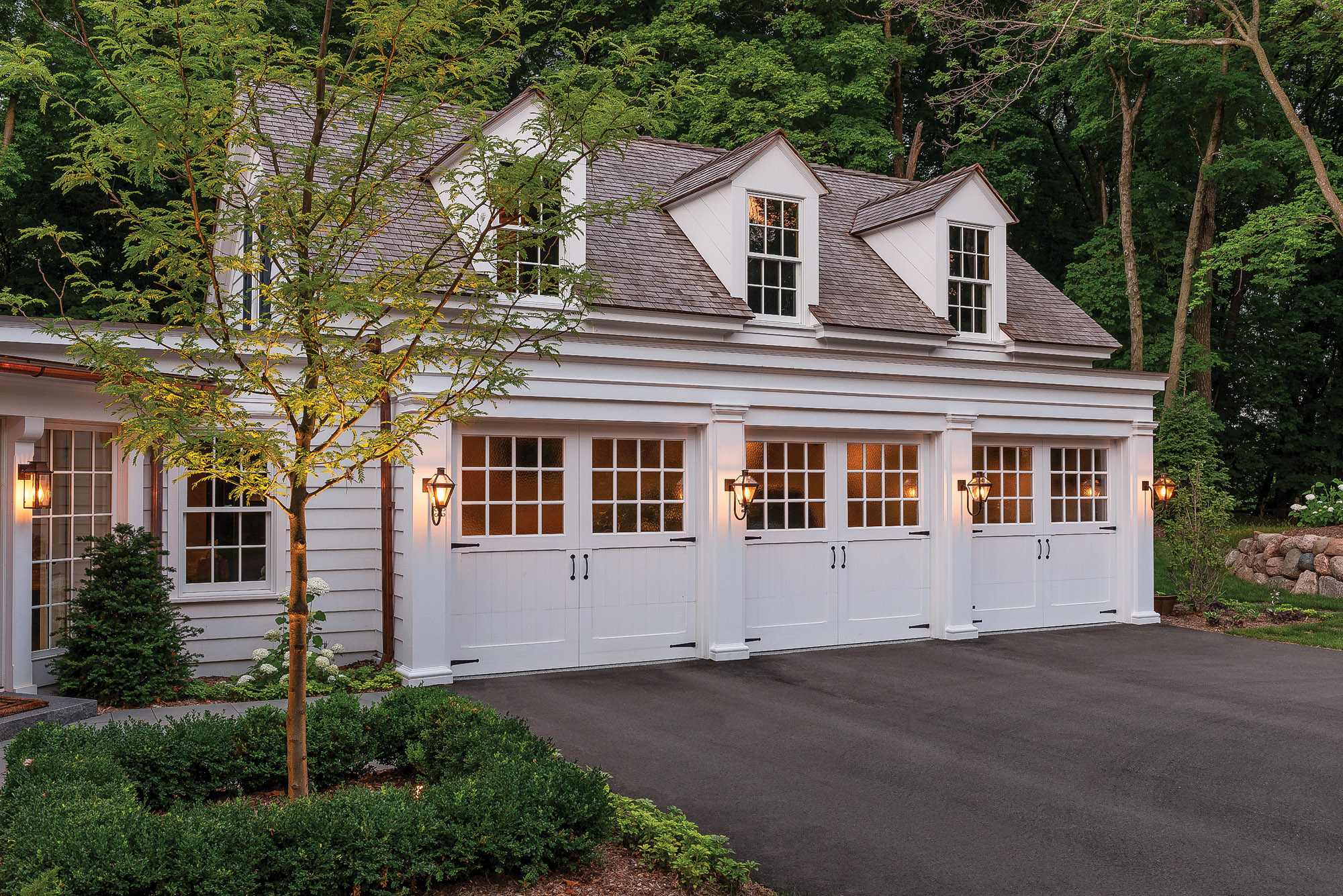 Garage Doors for Period Homes