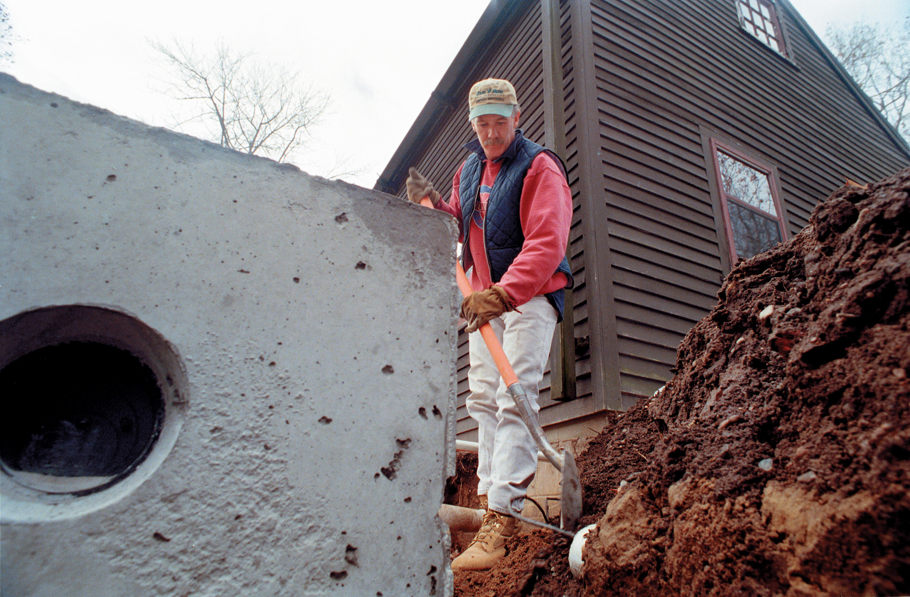 Caring for Septic Systems - Old House Journal Magazine