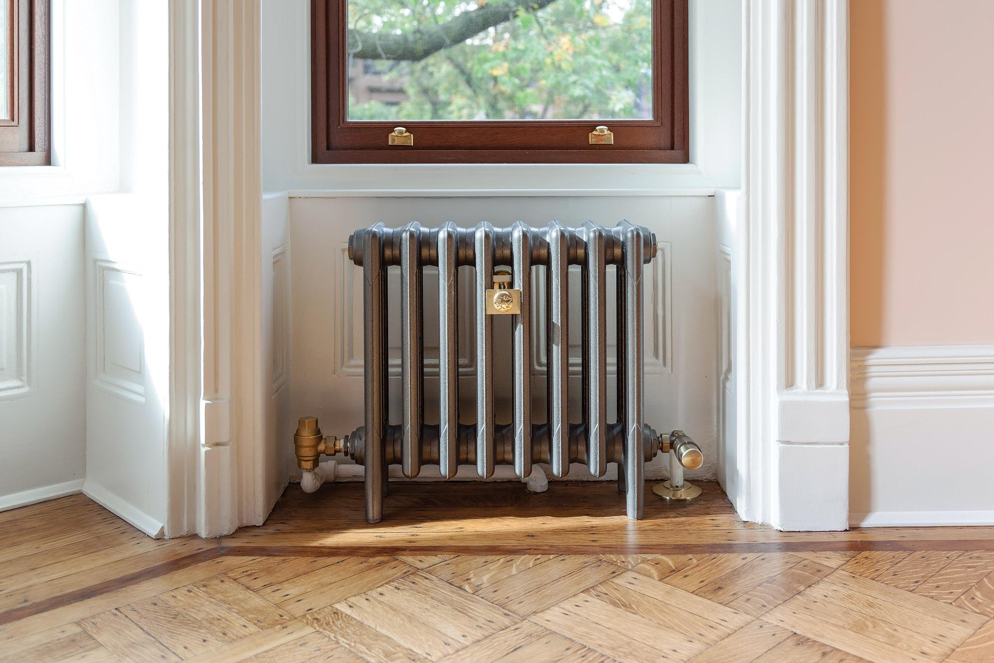 Castrad's 'Mercury' radiator