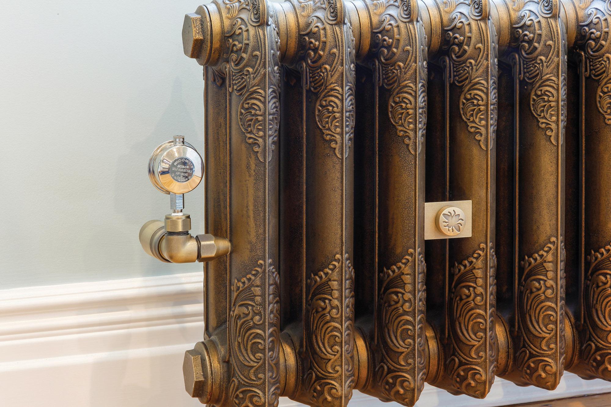 'Rococo' radiator