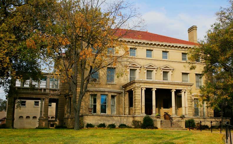 The Charles Harrington House