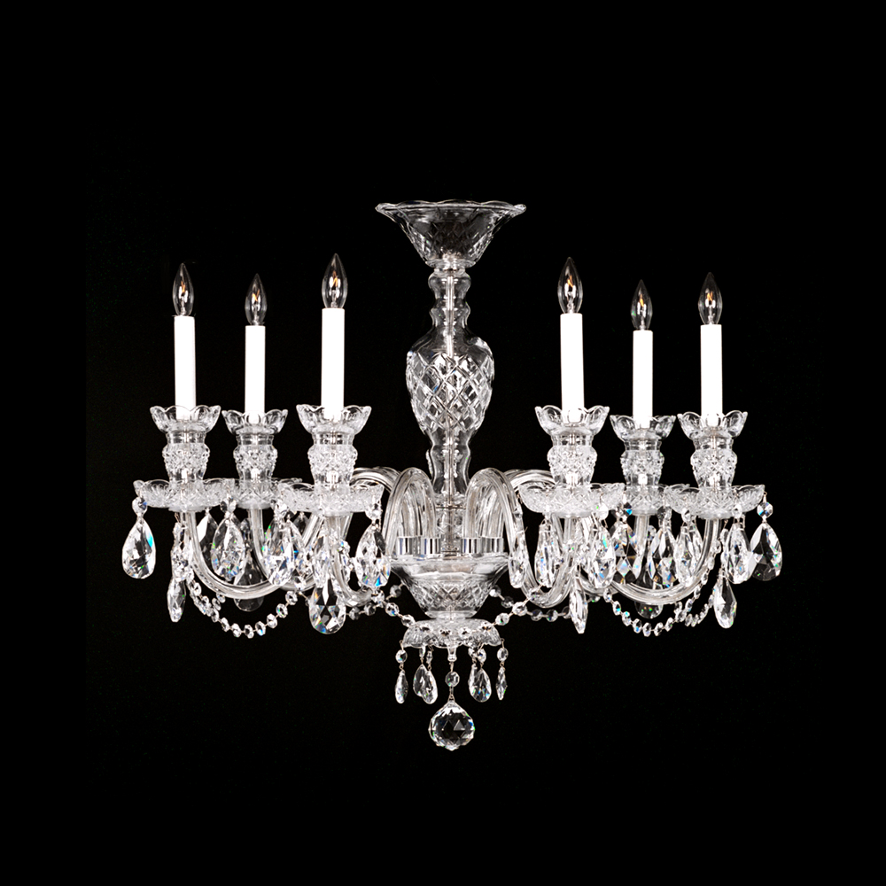 chesapeake crystal chandeliers