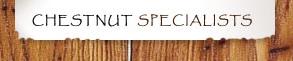 Chestnut Specialists logo