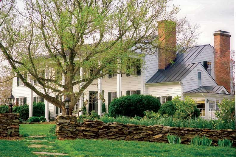 Clifton Inn in Charlottesville, Virginia