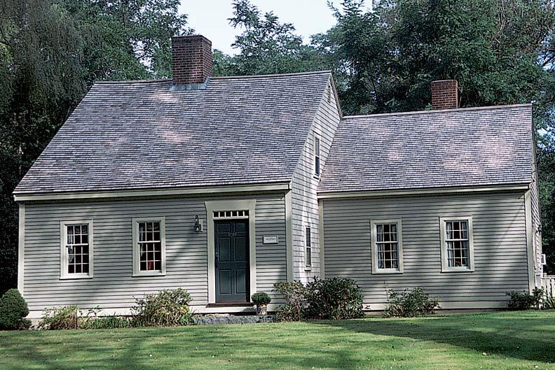 Cape Cod House Colors House Plan