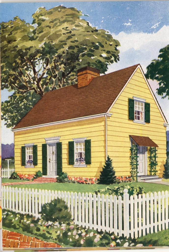 Cape Cod Exterior Colors Old House Journal Magazine
