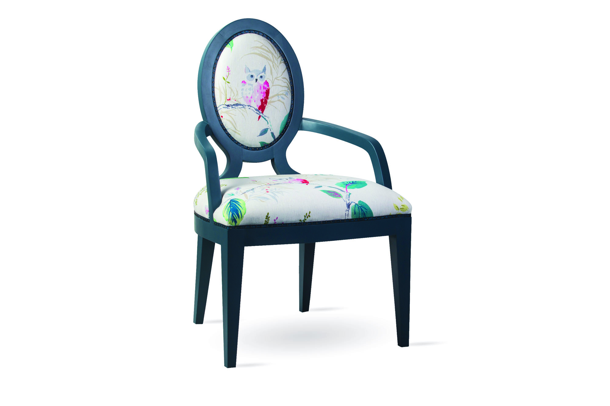Dowel Furniture's Parisienne Arm Chair.