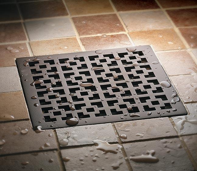 Craftsman drain, California Faucets.