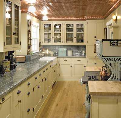 Arts And Crafts Kitchen Cabinets: Restoration & Design For The
