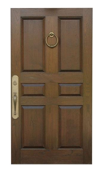 Custom door by Historic Doors