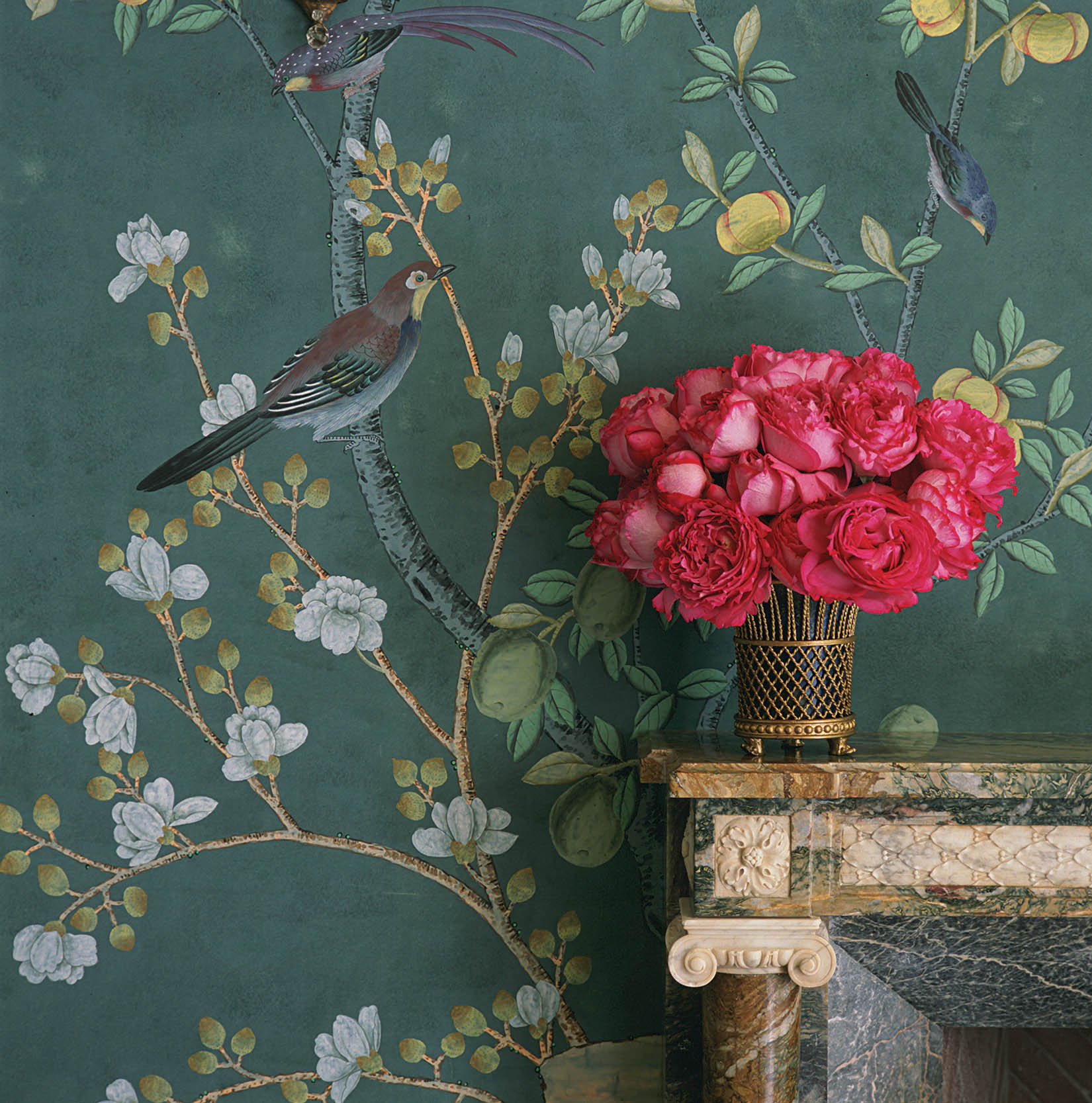 Where to Buy Scenic Wallpaper