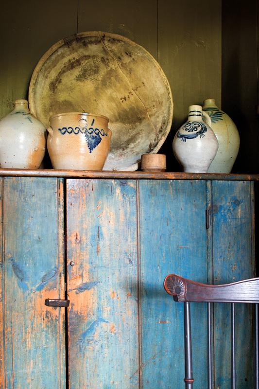 Hudson Valley cupboard