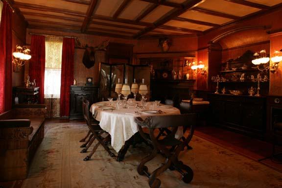 Sagamore dining room