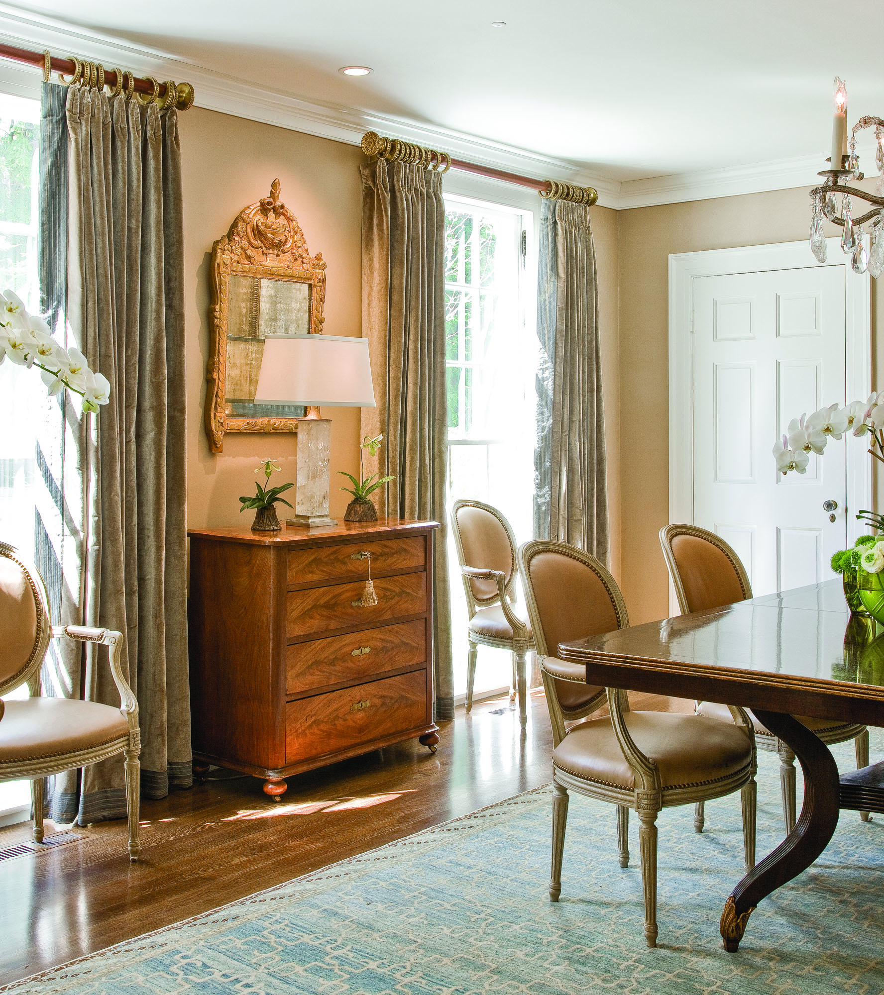 Designing A Classic Interior Old House Restoration