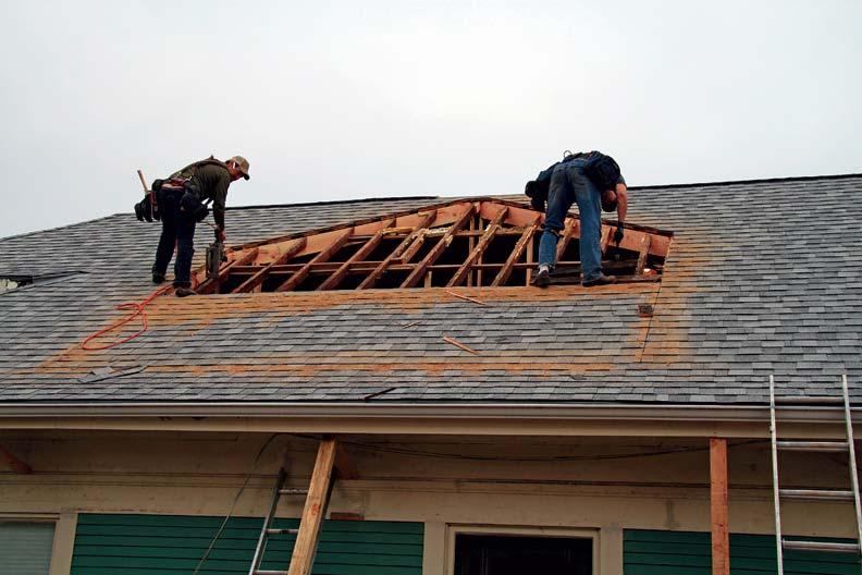 roofing, roof repair