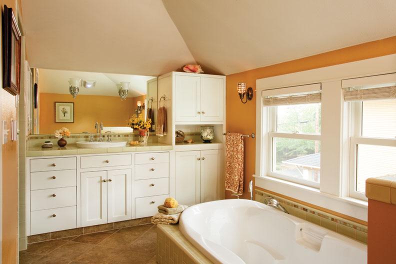 Adding A Dormer For Bathroom Makeover