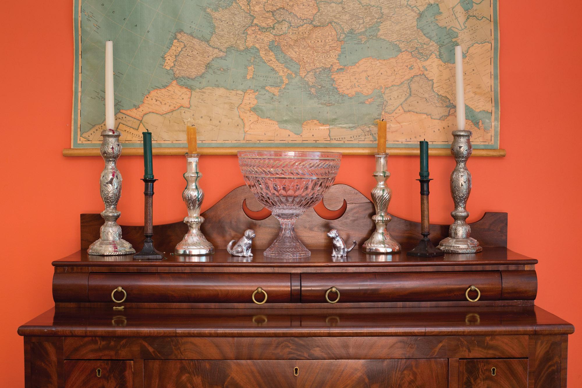 Schoolfield: An Eccentric Italianate House